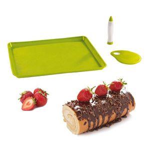 MOULE  Set pour Gâteaux Roulés et Bûches