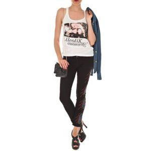JEANS Jeans Damaris After Pants Noir
