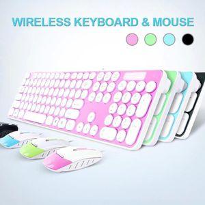 PACK CLAVIER - SOURIS Pack clavier souris sans fil
