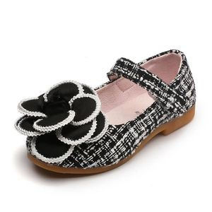 BOTTE Toddler enfants filles bébé camélia fleur mode princesse sandales simples chaussures@NoirHM 1ODHXF