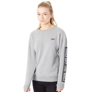 PULL Pull Femme Vans Wall Tangle Crew Gray Gris