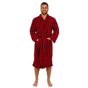 f5b6c3a2b98cd9 Robe de chambre homme polaire - Achat / Vente pas cher