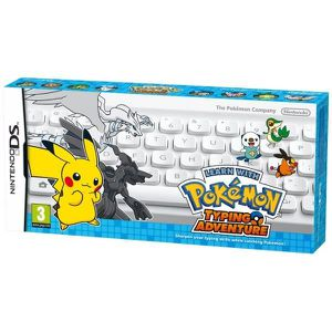 JEU DS - DSI Learn with Pokemon: Typing Adventure (Nintendo DS)