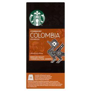 CAFÉ STARBUCKS 10 capsules café moulu arabica espresso