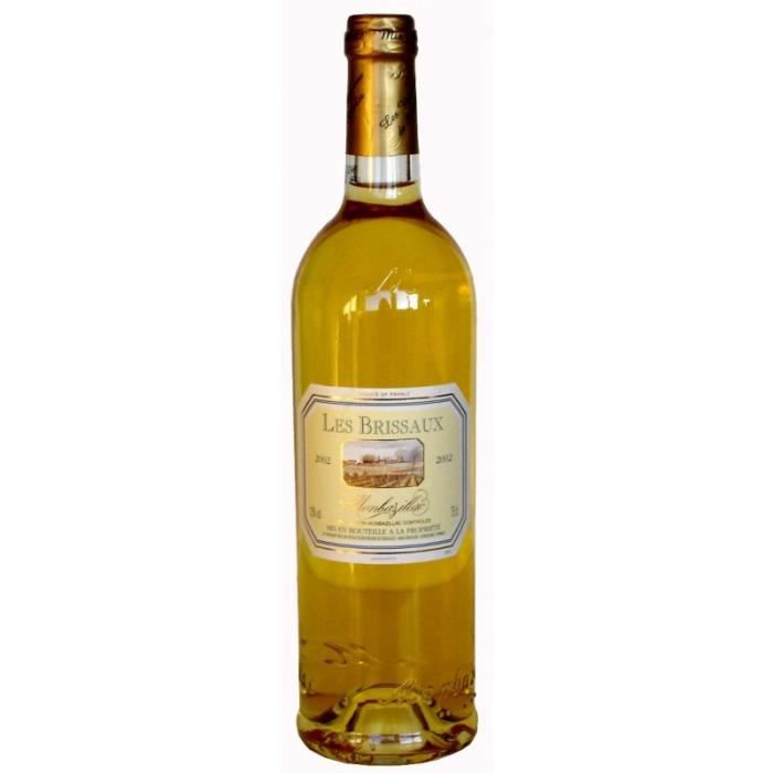 vin blanc monbazillac les brisseaux 75cl achat vente vin blanc vin blanc monbazillac les. Black Bedroom Furniture Sets. Home Design Ideas