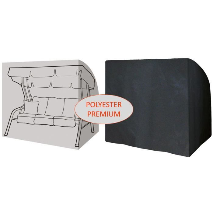 housse pour balancelle de jardin achat vente pas cher. Black Bedroom Furniture Sets. Home Design Ideas
