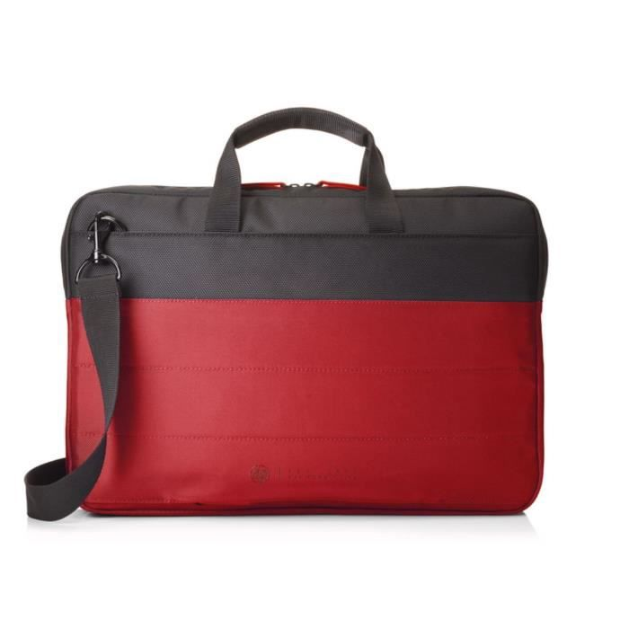 """HOUSSE PC PORTABLE HP Sacoche PC Duotone Briefcase Y4T18AA - 15,6"""" -"""
