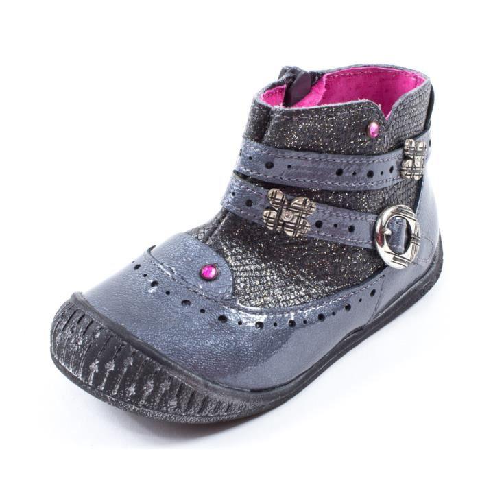 Babybotte Boots gris AUCEANE