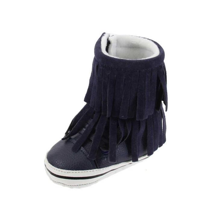 Bottes d'hiver Bébé Tassel Chaussures bébé Thicken 13288754 5lXFvjp7