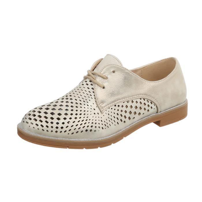 Confortable Lacets À Chaussures Femme Flâneurs 4RLAjqc35S