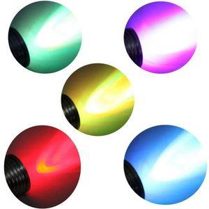 Spot led couleur exterieur achat vente spot led for Spot exterieur couleur