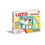 LOTO - BINGO CLEMENTONI Loto Les animaux