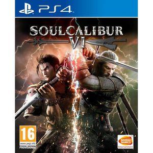 JEU PS4 SoulCalibur VI Jeu PS4