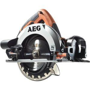 SCIE ÉLECTRIQUE AEG Scie circulaire BKS18-0 - 18 V - Ø 165 mm - Li