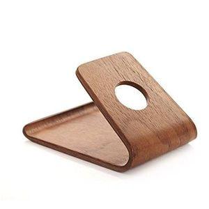 PORTE-TÉLÉPHONE Support de téléphone en bois Support téléphone par