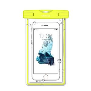 PLAQUE INDUCTION USAMS Mobile Phone Universal Waterproof Induction