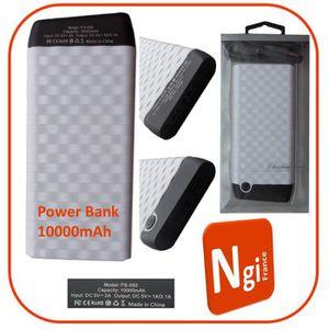 batterie power bank achat vente batterie power bank pas cher cdiscount. Black Bedroom Furniture Sets. Home Design Ideas