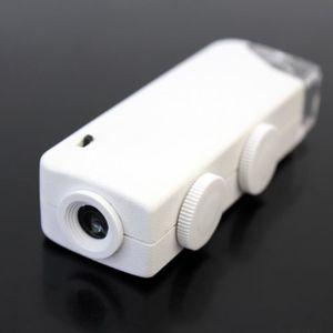 MICROSCOPE OPTIQUE Nouveau Microscope Poche 160X-200X Lumineux LED Ma