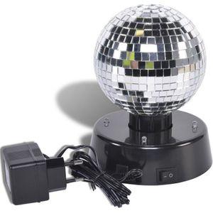 BOULE A FACETTES Boule à facettes rotative Party Fun Lights