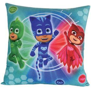 COUSSIN Fun House Pyjamasques coussin 35x35 cm pour enfant