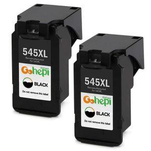 CARTOUCHE IMPRIMANTE CARTOUCHE D'ENCRE Noir PG-545XL pour imprimante CA