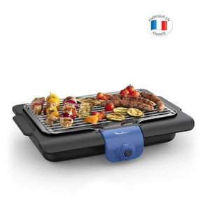 BARBECUE DE TABLE MOULINEX BG134812 Barbecue Accessimo