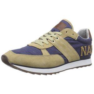 Napapijri 12837111 bleu - Chaussures Baskets basses Homme