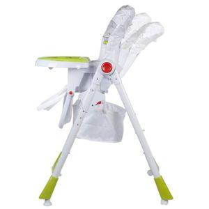 CHAISE HAUTE  Lux Chaise Haute Pliable pour Bebé Enfant Unisexe