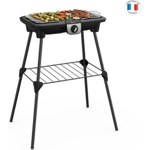 BARBECUE DE TABLE TEFAL BG921812 Easygrill XXL