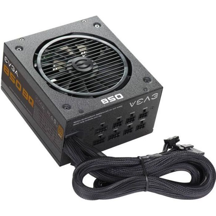EVGA Alimentation PC 110-BQ-0850-V2 850W BRONZE
