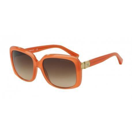 Achetez Lunettes de soleil Emporio Armani Femme EA4008 EA4008 508313 Corail opale