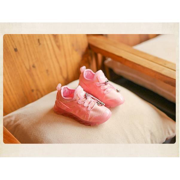 Baskets Tennis pour enfants chaussures de course bas souples PNTOWwXgYx