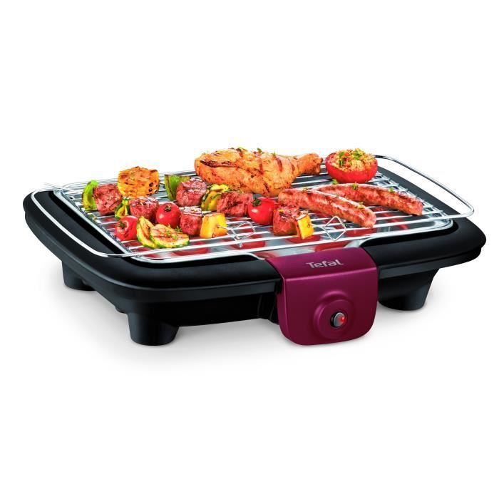 BARBECUE DE TABLE TEFAL - Barbecue Easy grill posable - BG903812