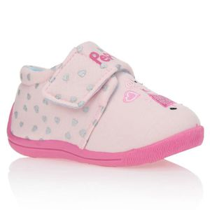 PEPPA PIG Chaussons Enfant Fille