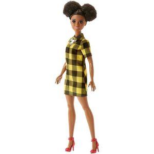 POUPÉE Barbie Fashionistas poupée mannequin #80 avec chig