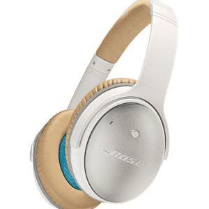 CASQUE - ÉCOUTEURS Bose QuietComfort 25 headphones blanc Écouteur