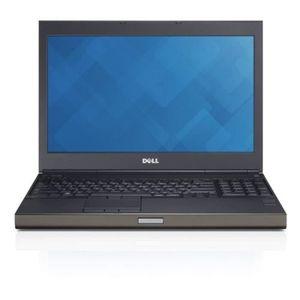ORDINATEUR PORTABLE Dell Precision M4800 - 16Go DDR3 - 500Go SSHD