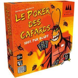 CARTES DE JEU Le Poker des cafards