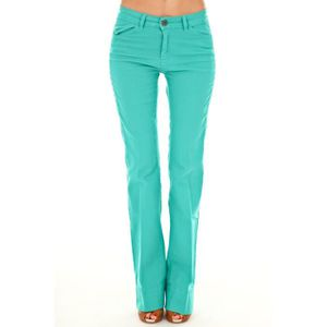 JEANS Jeans Dalila After Pants Vert