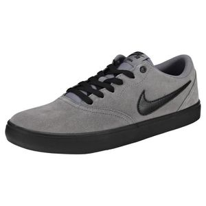 buy popular ba69f 753d3 CHAUSSURES DE RUNNING NIKE Chaussures SB Check Solar - Homme - Gris et n