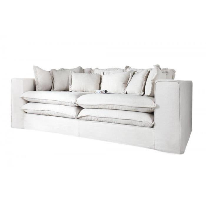 canap sofa divan casa padrino canap de salon design en crme qua - Canape De Luxe