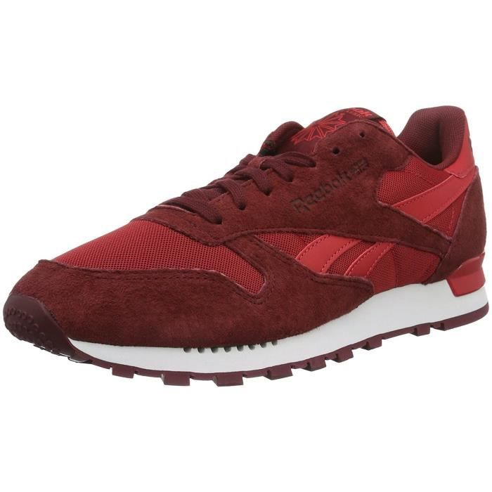 REEBOK CLASSIC LEATHER CLIP ELE SNEAKERS POUR HOMME AQ9793