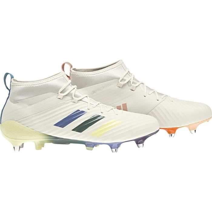 Chaussures Rugby Homme Predator Flare Terrain Gras Adidas