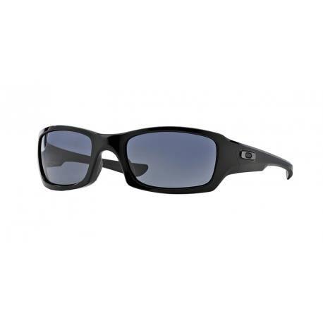 Achetez Lunettes de soleil Oakley Homme FIVES SQUARED OO9238 923804 Noire cfba285cb18f