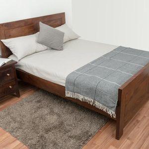 jetee de canape gris achat vente pas cher. Black Bedroom Furniture Sets. Home Design Ideas