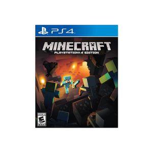 jeux ps4 minecraft achat vente jeux ps4 minecraft pas. Black Bedroom Furniture Sets. Home Design Ideas