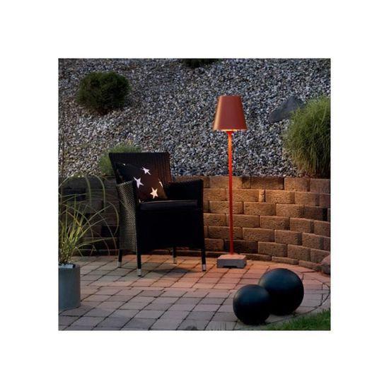 Eclairage Terrasse Orange Alibi Lampe Exterieur A Brancher Achat