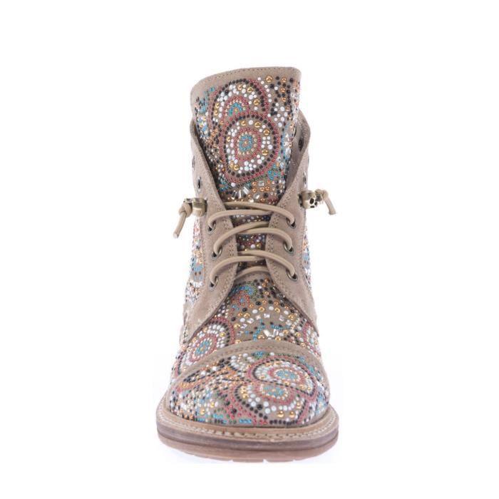 Boots Femmes ALMA EN PENA.