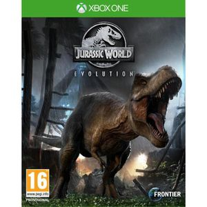 JEU XBOX Jurassic World: Evolution Jeu Xbox One