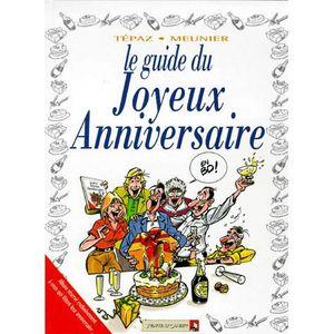 BANDE DESSINÉE Le guide du joyeux anniversaire en BD